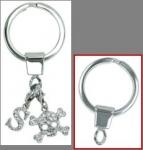 Schlüsselring für Karabiner-Figuren