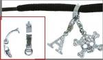 Schnürsenkel-Clip für Karabiner-Figuren